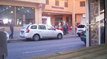 Local parada autobuses