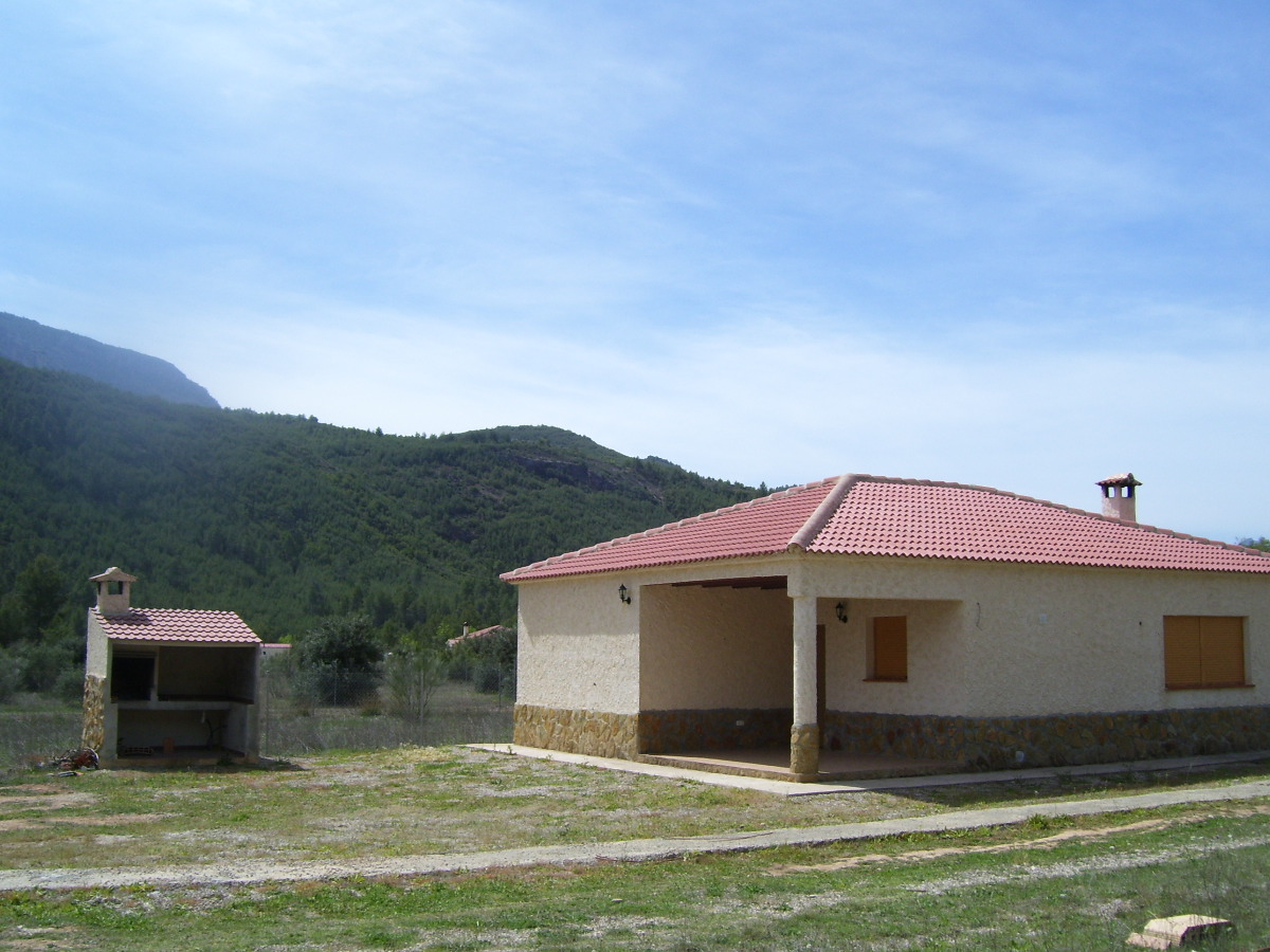 New villa in Mountains