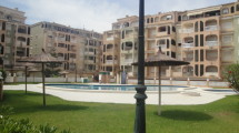 Apartment facing Parque Naciones