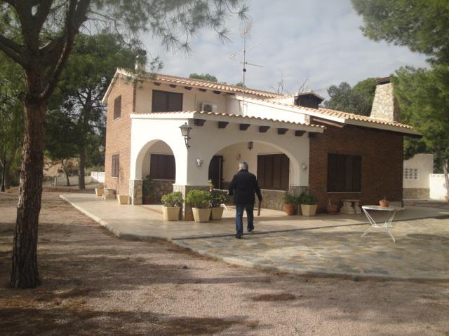villa near Torrevieja